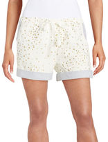 Jessica Simpson Star Flannel Shorts