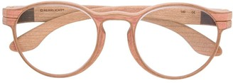 Herrlicht Round Framed Glasses