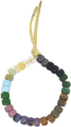Carolina Bucci FORTE Beads Moonbow Sun Bracelet Kit - Yellow Gold