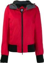 Canada Goose zipped padded jacket