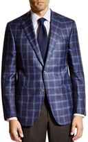 Jack Victor Loro Piana Plaid Classic Fit Sport Coat - 100% Bloomingdale's Exclusive