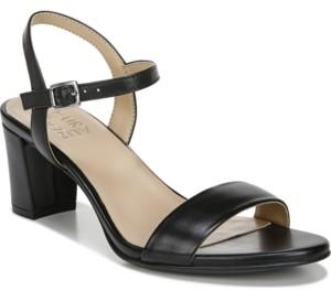 Naturalizer Bristol Ankle Strap Sandals Women's Shoes