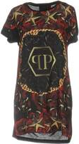 Philipp Plein Short dresses - Item 34694746
