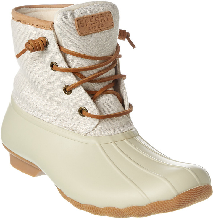 Sperry Saltwater Duck Boot - ShopStyle