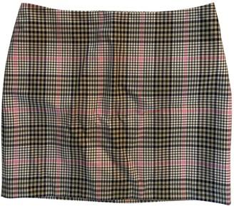 Birgitte Herskind Multicolour Cotton Skirt for Women