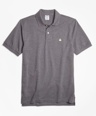 Brooks Brothers Slim Fit Supima Cotton Performance Polo Shirt-Basic Colors