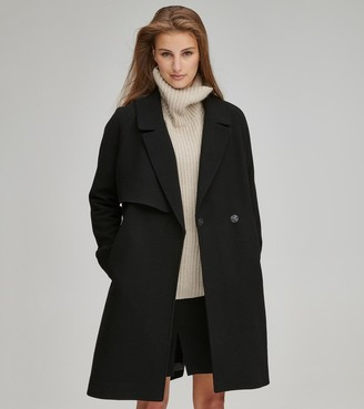 Andrew Marc Kalon Wool Coat