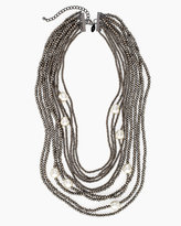 Chico's Celeste Multi-Strand Necklace