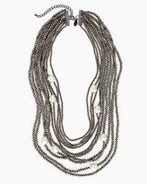 Chico's Celeste Multi-Strand Necklace