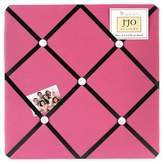 JoJo Designs Girls Soccer Fabric Memory/Memo Photo Bulletin Board by Sweet