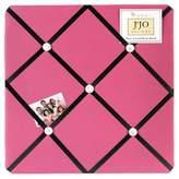 JoJo Designs Sweet Girls Soccer Fabric Memory/Memo Photo Bulletin Board