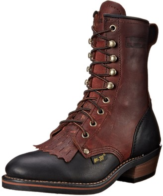 "AdTec Ad Tec Women's 8"" Packer Dark W Boot"