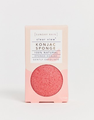 Sunday Rain Konjac Sponge-No Color