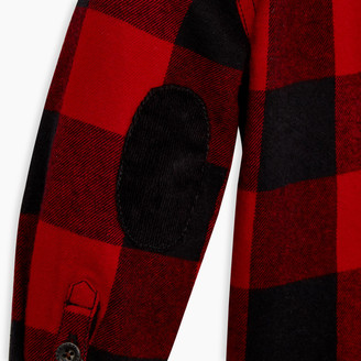 Roots Baby Park Plaid Flannel Shirt