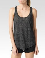 Paige Jessa Tank - Black White Stripe