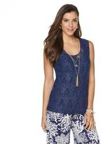 """Nikki by Nikki Poulos """"Carlyle"""" 2-Pack Tank"""