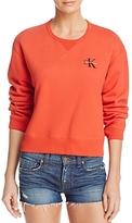 Calvin Klein Reissue Vintage Boyfriend Sweatshirt