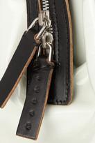 Marni Two-tone patent-leather tote