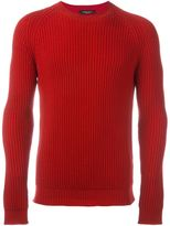 Roberto Collina ribbed jumper