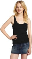 OnGossamer Women's Cabana Shelf Tank Top