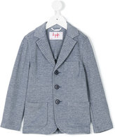 Il Gufo woven blazer - kids - Cotton/Polyamide - 2 yrs