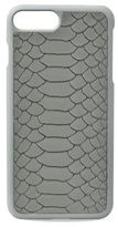GiGi New York Python-Embossed Leather iPhone 7 Plus Case