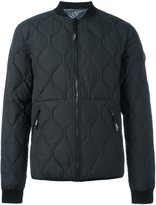 Kenzo quilted bomber jacket - men - Polyester/Feather Down - S