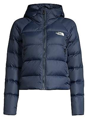 The North Face Women's Hyalite Down Hood Nylon Puffer Jacket