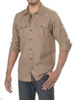 Ibex Northstar Shirt- Virgin Wool, Long Sleeve (For Men)