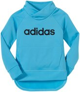 adidas Drop Kick Pullover (Toddler/Kid) - Blue-2T