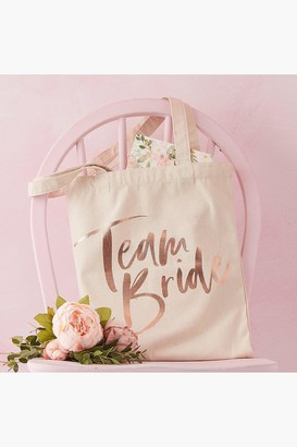 boohoo Ginger Ray Team Bride Tote Bag