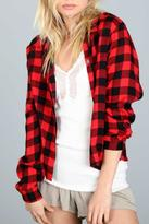 POL Plaid Shirt