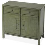 One Kings Lane Dorit Cabinet - Green
