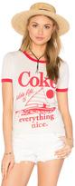 Junk Food Clothing Coke Adds Life Tee