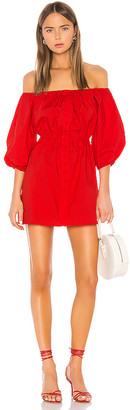 Camila Coelho Archer Off Shoulder Dress