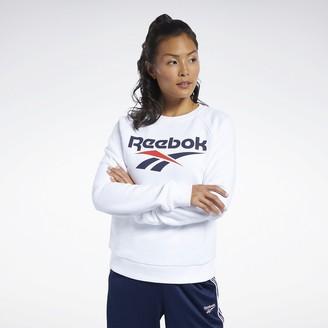 Reebok Classics Classics Cotton Crew-Neck Sweatshirt