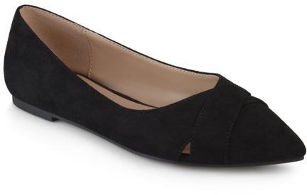 Brinley Co Womens Melly Ballet Flat