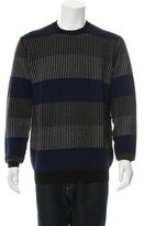 Opening Ceremony Striped Wool Sweater w/ Tags