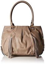 Gabor Women's MEDINA Tote Bag Grey Grau (taupe Shopper)