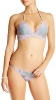 Mara Hoffman Diamond Wrap Bikini Top