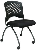 Pro-Line II Coal FreeFlex Rolling Visitor Office Chair (Set of 2)
