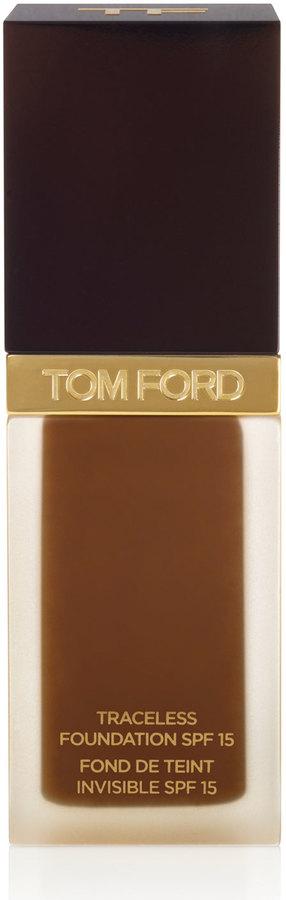 Tom Ford Traceless Foundation SPF15, Chestnut