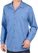 Dickies Men'S Industrial Long Sleeve Work Shirt (L)