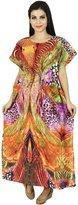 Phagun Caftan Clothing Printed Maxi Nightwear Bohemian Kaftan