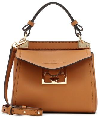 Givenchy Mystic Mini leather shoulder bag