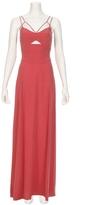L'Agence Elsa Maxi Dress