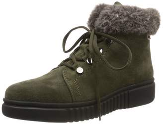 Stonefly Women's Dixie Hdry Velour/sint. Fur Snow Boots