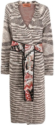 Missoni Abstract Knot Cardi-Coat