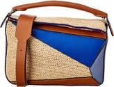 Loewe Paula Puzzle Leather Shoulder Bag