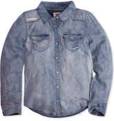 Levi's Denim Shirt, Big Girls